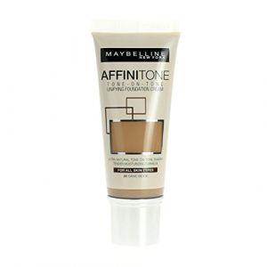 Maybelline Affinitone Foundation 30 Sand Beige 30ml (Espace Beautée, neuf)