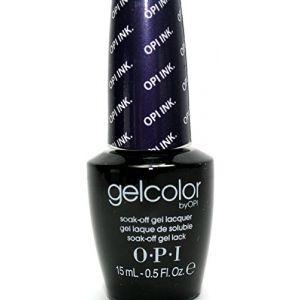 OPI Gel Color - OPI Ink 15ml - Soak Off Gel Lacquer (US international service, neuf)