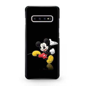 Case Me Up Coque téléphone pour Samsung Galaxy S10E Mickey Mouse Sweet Disney Cute 20 Dessins (Case Me Up Ltd, neuf)