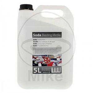 Bidon de bicarbonate de soude 5 L pour pistolet de sablage (The Drive, neuf)