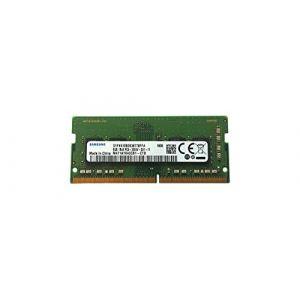 Samsung M471A2K43CB1-CTD module de mémoire 8GB DDR4 2666 MHz - Modules de mémoire (16 Go, 1 x 16 Go, DDR4, 2666 MHz, 260-pin SO-DIMM, Noir, Vert) (AH.DIREKT, neuf)