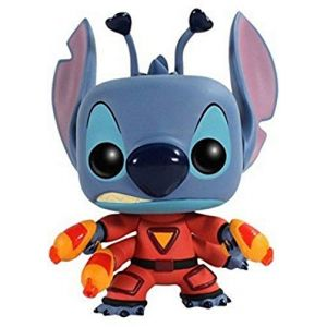 Funko - POP Disney - Lilo & Stitch - Stitch 626 (Hot Deal Zone, neuf)
