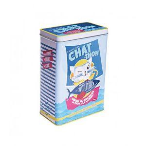Natives, Boîte à croquettes Chat Chat Thon (Un Dimanche à la Campagne, neuf)