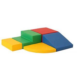 IGLU XL Blocs de Construction en Mousse, Jouets éducatifs - Marque Set 6 (IgluSoftPlay, neuf)