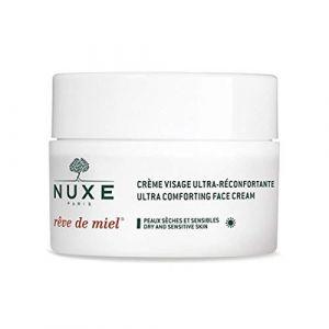 Nuxe Rêve de Miel Crème Visage Ultra-Réconfortante Jour 50 ml Offre Exceptionnelle (pharmacie lafayette, neuf)