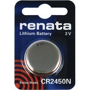 RENATA - CR2450N, Pile Bouton (FOTON, neuf)