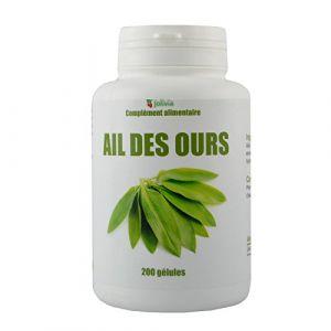 Ail des Ours - 280 mg -180 gélules (123PLANTES, neuf)