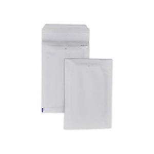 200 Petite Enveloppe a Bulle PRO A/1 100 x 165 mm dimensions intérieur type A1 enveloppe matelassé blanc 120 x 175+ 50 mm extérieur pochette protection d'expédition envoi petit objet montre clef pile (solutions-imprimerie, neuf)