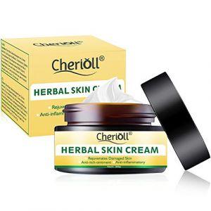 Crème pour le corps, l'eczéma, l'acné rosacée et la dermatite, la crème naturelle chinoise aux herbes réduit la sécheresse (Steefany store, neuf)