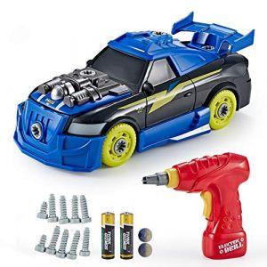 ThinkGizmos Jouet Démontable Kit - Construisez Votre Propre kit de Jouets pour garçons et Filles de Ans 3 4 5 6 7 8 (Voiture de Roadster) (ThinkGizmos Officiel, neuf)
