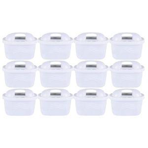 AquaHouse Cartouche compatible avec Brita Maxtra - filtre carafe filtrante - Pack de 12 (WaterFilterMan co uk, neuf)