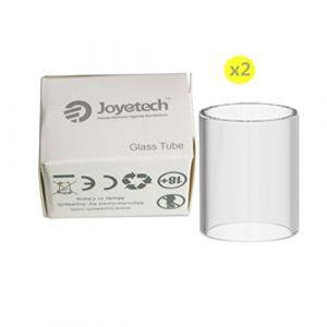 Joyetech - Lot de 2 Tubes Pyrex de remplacement pour clearomiseur et clearomiseur UNIMAX 22 version 2ml(Sans Nicotine Ni Tabac) (OV Groupe SA, neuf)