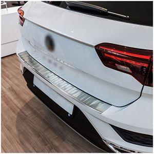 tuning-art BL932 Protection de seuil de Coffre Chargement, Couleur:Argent (tuning-art, neuf)