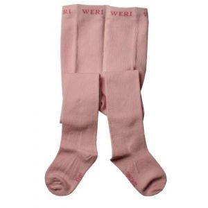 Weri Spezials Enfants Collants, Couleur unie, Surface douce, Rose, Taille: 18-24 mois (86-92) (Werispezials, neuf)