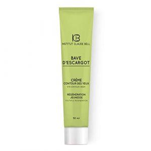 Claude Bell Crème Contour des Yeux Bave d'escargot tube 50 ml (Beauty Care Store, neuf)