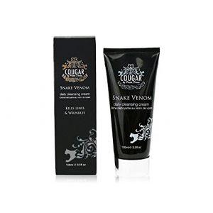 Cougar By Paula Snake Venom Daily Cleansing Cream Kills Lines & Wrinkles 100ml (Cougar Beauty ProductsLTD, neuf)