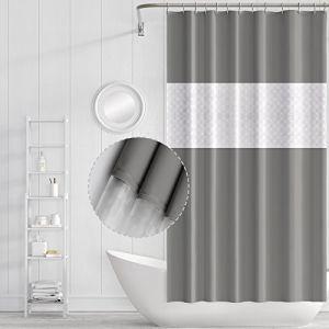 crochets pour rideaux douche comparer 42 offres. Black Bedroom Furniture Sets. Home Design Ideas