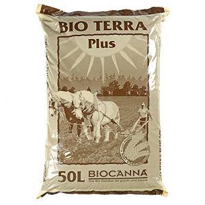 CANNA BioTerra Sac terreau d'empotage 50 l (TechCore Cheshire, neuf)