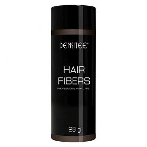 ANTI CALVITIE solution IMMEDIATE Â• 28 GR Â• Poudre densifiante DENSITEE® Â• Masque calvitie et racines Â• Microfibres de KERATINE NATURELLE Â• Hommes et Femmes Â• SATISFAIT OU REMBOURSE Â• Brun Foncé (PLASTIMEA, neuf)