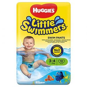 Huggies Little Swimmers Size 3-4 7-15kg 12 per pack (Choice Masters, neuf)
