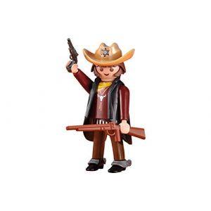 Playmobil 6277 Shérif du Far West - Emballage Plastique, pas de boîte en carton (LES JOUETS DE SOPHIE, neuf)