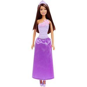 Barbie Princesse Teresa, Couleur coloré, dmm06 (Leader-discount, neuf)