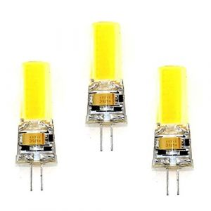 TECNOLUX EURO -LED G4 COB Volts: 12V 3W (6000K) Pack 3 (TECNOLUX GLOBAL S.L, neuf)