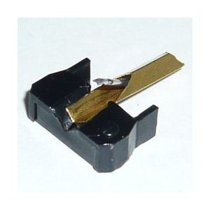 Diamant de rechange pour cellules de platine Shure M75ED, N75ED-2, M75-ED II, DUAL CS1225/1 (software division ltd, neuf)