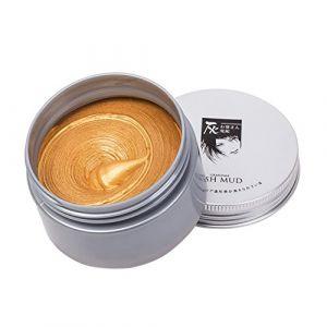Fairlove Crème Colorante Cheveux Cire Coiffante Cheveux Gel Colorant Cheveux Coloration Cheveux Temporaire pour Homme Femme (fairlove, neuf)