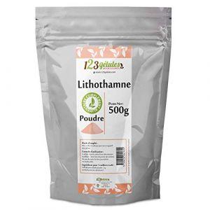 Lithothamne en poudre 500 g (123PLANTES, neuf)
