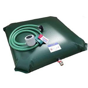 EDENEA - Kit Citerne Souple Recupération Eau de Pluie 500 litres - Arrosage Jardinage Bricolage (EDENEA, neuf)
