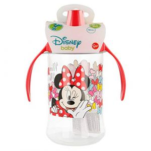 Biberon Minnie Disney verre incurvé 440ml (Dream-Groupe, neuf)