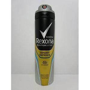 Rexona Men`s Sport Defense Deodorant Spray 150ml spray by Rexona (Warenhaus Ebeling, neuf)