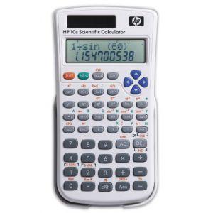 HP 10s Calculatrice scientifique type Collège (CALCUSO, neuf)