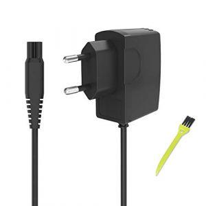 Rasoir électrique Chargeur de charge pour Philips type QP6520,QP6510 sowie Philips Norelco 7000/5000/3000/4000/6100/8900/9000 Serien,meisten Norelco Aquatec-, Arcitec-Multigroom-Bodygroom (NeUe Dawn GmbH (Versand aus Deutschland), neuf)