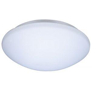 ZEYUN Plafonnier encastré, lampe moderne design épuré, éclairage intérieur plafond, IP44, Ø280 mm, douille E27, pour intérieur et extérieur (zeyun licht, neuf)