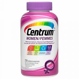 Centrum For Women - 250 Tablets (Value Pack) (Jump4Joy Store, neuf)