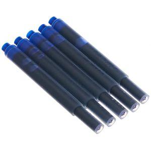 Lamy T10 Lot de 4 cartouches d'encre pour stylo plume Bleu (Forecast-Pens, neuf)