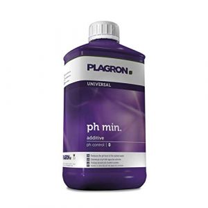 Réducteur / Correcteur de pH Down pour la Culture Plagron pH- Min (500ml) (ServoVendi, neuf)