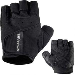 GYMGEARS Gants d'entraînement pour Femmes et Hommes, Gant de Fitness pour entraînement Musculaire, Musculation, et Crossfit, Gants d'entraînement Unisexe de Gym (Vitamaze, neuf)