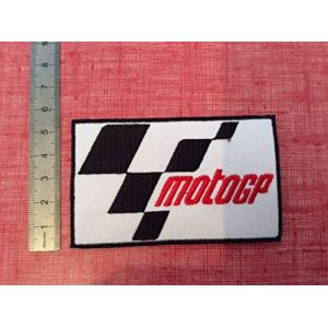 ECUSSON PATCHES AUFNAHER TOPPA - MOTO GP - THERMOCOLLANT (IDECALE, neuf)
