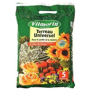 Vilmorin - Terreau universel Vilmorin sac de 5 litres (Leader-discount, neuf)