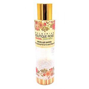 Eau Micellaire avec Huile de Rose Naturelle et Coenzyme Q10 de Boutique Rose, Sans Paraben (Rosa Belleza, neuf)