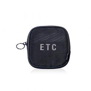 Multi-fonction voyage sac cosmétique grande capacité transparente portable imperméable sac à cosmétiques pour homme/femme,1 (AND DOG, neuf)