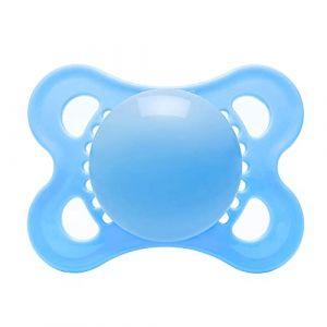 LittleForBig Bigshield Génération-3 Unique Sucette Taille Adulte-Bleu (Littleforbig, neuf)