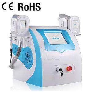4 en 1 dispositif de beauté radiofréquence avec le massage cavitation ultrasonique 40k Froid Appareil massage Laser Minceur (Efficient work movement, neuf)