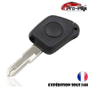 CLE PLIP PEUGEOT 106 206 306 406 205 405 1 bouton COQUE @Pro-Plip (Pro-Plip, neuf)