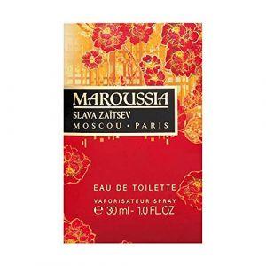 Maroussia Slava Zaitsev Eau de parfum vaporisateur 30ml (Prix Par Unité) Envoi Rapide Et Soignée (vapolight, neuf)