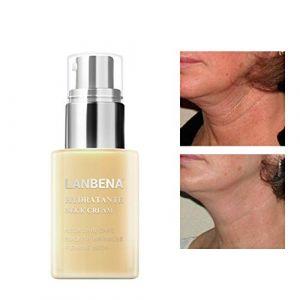 Symeas Crème hydratante pour le cou Crème hydratante anti-rides pour le cou et la peau raffermissante (Someas, neuf)