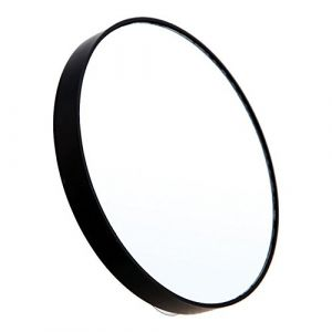 Weisy Miroir de Maquillage Ventouse Agrandir Verre Grossissant Maquillage Precis (Weisy EU, neuf)